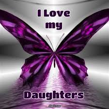 I Love My Daughter Quotes Magnificent Love My Daughters Images Love My Daughters Quotes On Slapix