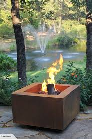 750 tuscan square fire pit sharp engineering