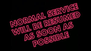 Normal Service Will Be Resumed As Soon As Possible Episode 1: Premiere Part  1 - YouTube