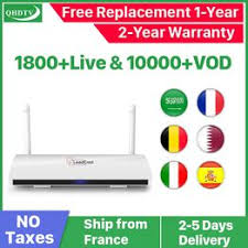 Leadcool QHDTV IPTV France Box 1 Year Code IPTV Spain ... - Vova