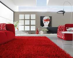 living room painting ideas beige walls of red carpet red accents