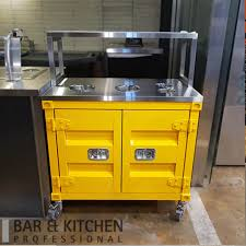 Stainless Service Table St1 Proud Restaurant Equipment