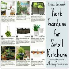 Herb Kitchen Garden Kitchen Herb Garden Ideas Miserv