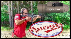 Rechargeable Pistol Light Olight Pl Pro Rechargeable 1 500 Lumen Weapon Light Review