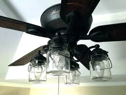 primitive ceiling fans country with lights modern mason jar fan light pulls
