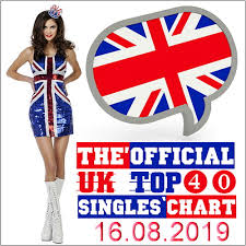 The Uk Top 40 Singles Chart Music Riders Various Artists