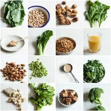 Non Dairy Calcium Rich Foods Chart 15 Calcium Rich Vegan Food Combinations