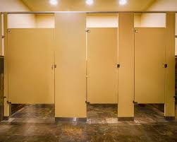 Bathroom Stall Dividers Exterior