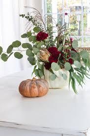 Pumpkin Floral Vases