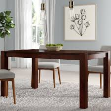 Latitude Run Branch Dining Table Reviews Wayfair