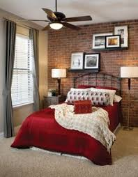 Small Picture Beautiful red brick exposed wall combined with a cement screed