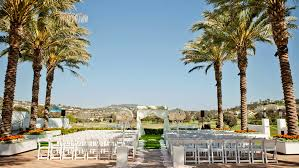 valley prom wedding let stately palm trees