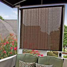 Shades Terrific Lowes Shades Outdoor Solar Shades Lowe S Window