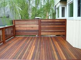 deck privacy screen exotic decking privacy screen and railing contemporary deck diy outdoor privacy screen ideas