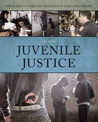 juvenile justice th edition cengage