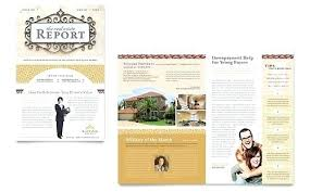 Ms Publisher Templates Free Luxury Real Estate Newsletter Publisher Template Design
