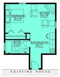 house plans with detached in law suite lovely modular home floor plans with inlaw suite best