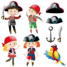 Resultado de imagen de piratas infantiles niños