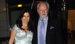 anthony hopkins family. Brilliant Family Hopkins And Wife Stella On Their Trip To Wales To Anthony Family