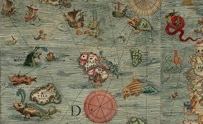 sea monster world map. Interesting Monster In Sea Monster World Map I
