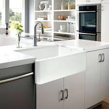 33 farmhouse sink farmhouse a front single bowl kitchen sink 33 inch white fireclay farmhouse sink
