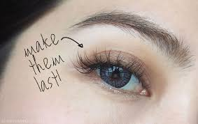 13 useful tips to make your eyelash extensions last a long time bun bun makeup tips and beauty reviews