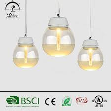 china modern simple glass ball hotel preject lighting led pendant lamp china pendant lamp lighting