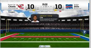Nfl Drive Chart Live Nfl Gamecenter Provides Sobering Look At Jeff Tuel Start For
