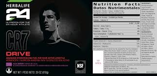 herbalife24 cr7 drive new hypotonic drink