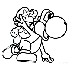 Super Mario Coloring Page Super Coloring Pages Super Mario Coloring