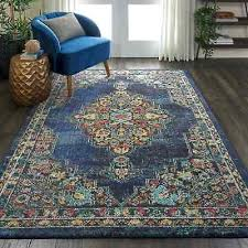 passionate navy blue medallion rug x opalhouse 4016810277html