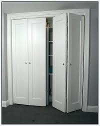 custom closet doors remarkable bi fold bifold menards