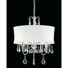 crystal drum shade chandelier here white drum shade crystal chandelier pendant light