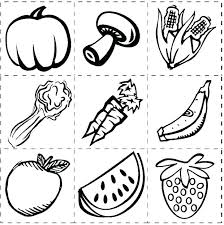 Food Pyramid Coloring Page Food Pyramid Coloring Page For