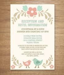 Wedding Enclosure Card Template 93 Best Diy Wedding Rsvp Enclosure Card Templates Images