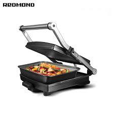 <b>Гриль</b>-духовка <b>REDMOND Steak&Bake RGM</b>-M803P, купить по ...