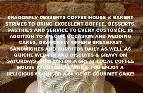 Dragonfly Desserts