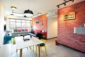 how to incorporate a brick wall in your