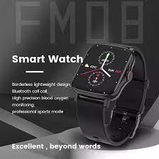 Đồng Hồ Thông Minh Cuộc Gọi Bluetooth UONEVIC 2021 GTS 2, Không Thấm Nước  Tracker Thể Dục FM08 Smartwatch Dành Cho Điện Thoại Xiaomi Huawei
