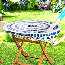 plastic table covers with elastic disposable fitted plastic tablecloths round elastic table covers for picnic table