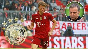 Check spelling or type a new query. Bayern Profi Thomas Muller Bekraftigt Verbleib Im Dfb Team Telefonat Mit Hansi Flick Sportbuzzer De