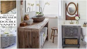 15 diy bathroom vanity ideas on a