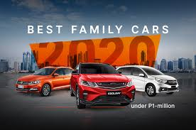 family cars in the philippines under