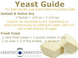 Yeast What Is It What Kind Should I Use Pantry Paratus