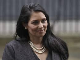 Ms patel achieved ministerial rank four years later as exchequer secretary to the treasury, before promotion to employment minister following david. Boris Johnson British Pm Johnson Backs Fantastic Priti Patel Amid Bullying Row World News Times Of India
