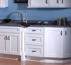 Rta White Kitchen Cabinets White Shaker Style Kitchen Cabinets View Full Size Ushaped
