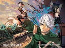 8 bộ manga kinh dị thể loại
