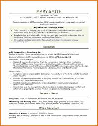 10 Entry Level Engineering Resume Examples Cover Letter
