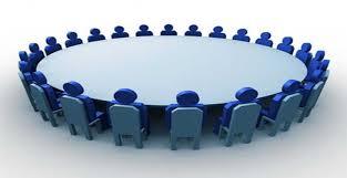 round table presentation ideas
