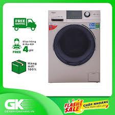 Máy giặt sấy Aqua Inverter 10.5Kg AQD-DH1050C N2 giá rẻ 15.890.000₫